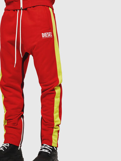 Diesel - P-AKONY, Rouge Flamme - Pantalons - Image 5