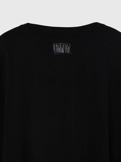 Diesel - T-CRAMBLE, Noir - T-Shirts - Image 3
