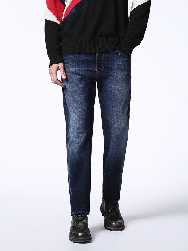 Buster 0860L, Dark Blue - Jeans