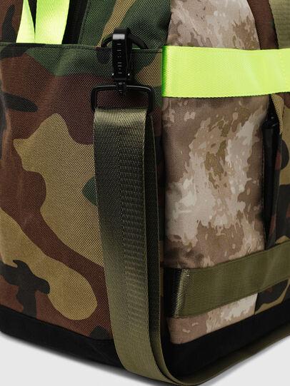 Diesel - SOLIGO, Vert Camouflage - Sacs de voyage - Image 5