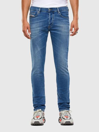 Diesel - D-Luster 009EK, Bleu Clair - Jeans - Image 1