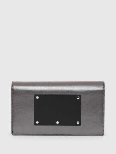 Diesel - DIPSIEVOLUTION, Grey - Small Wallets - Image 2
