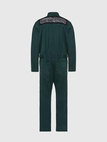 Diesel - P-LARRY, Vert Foncé - Pantalons - Image 2