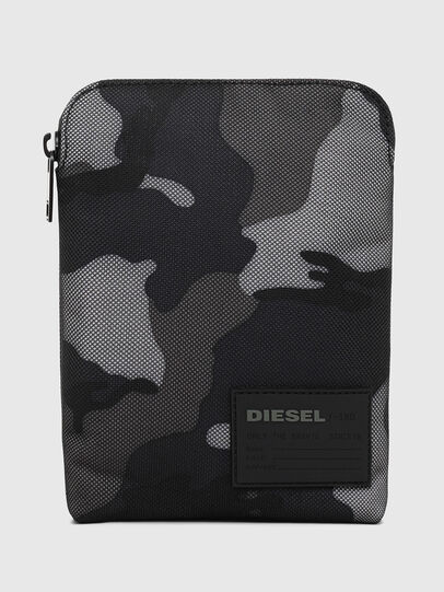 Diesel - F-DISCOVER CROSS, Bleu/Gris - Sacs en bandoulière - Image 1