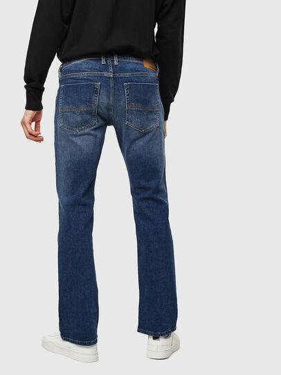 Diesel - Zatiny 0096E, Medium Blue - Jeans - Image 2