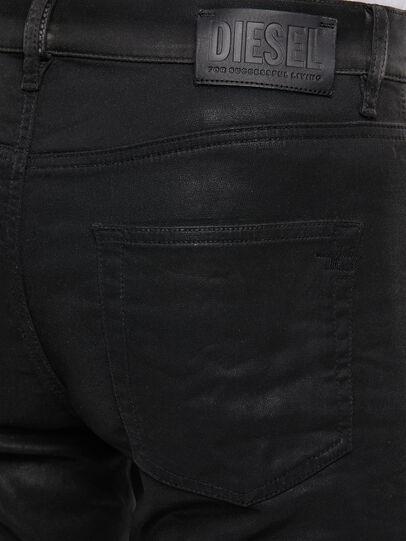 Diesel - D-Strukt JoggJeans® 069QX, Noir/Gris foncé - Jeans - Image 4