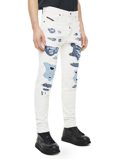Diesel - TYPE-2880, Blanc/Bleu - Jeans - Image 3