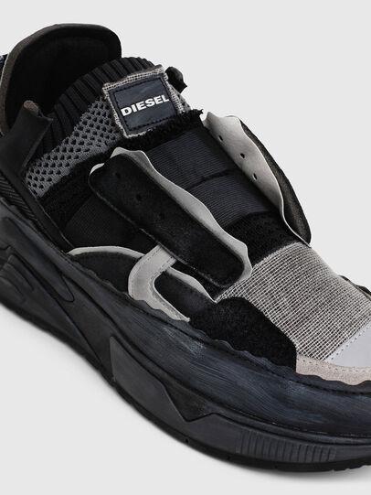 Diesel - S-BRENTHA DEC, Noir - Baskets - Image 5