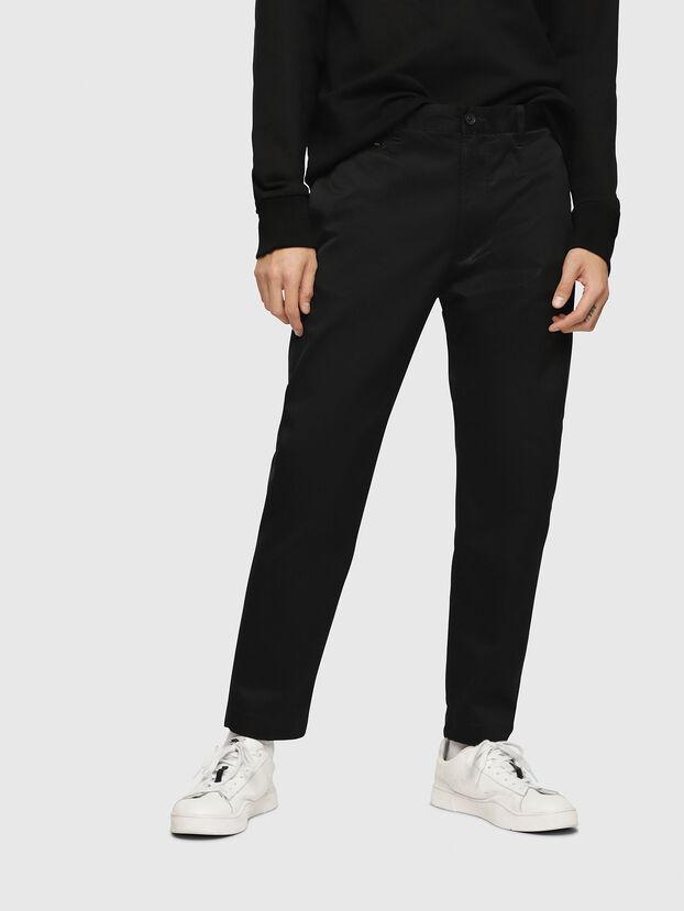 P-MADOX, Noir - Pantalons