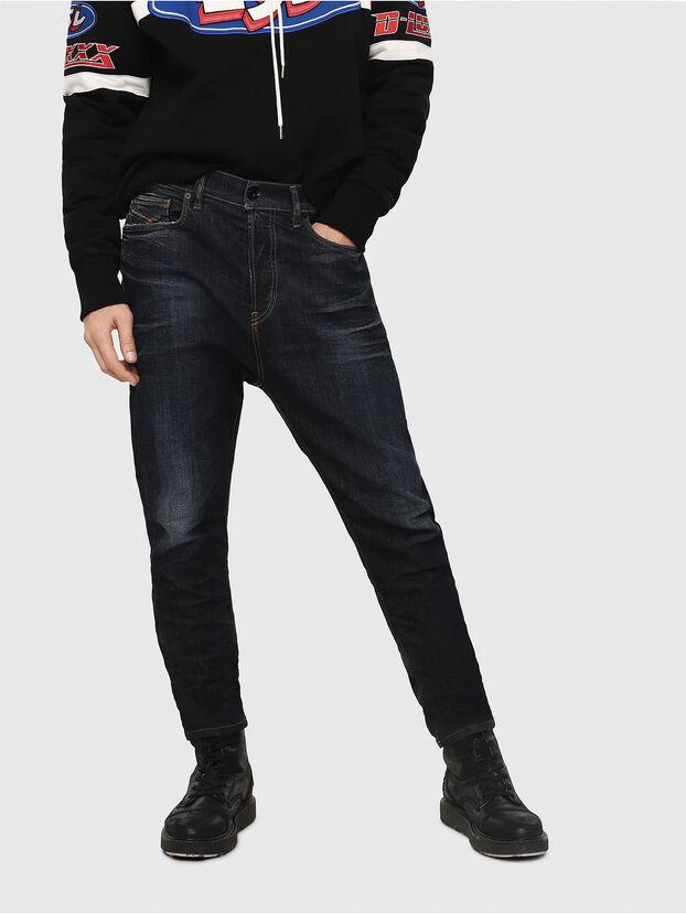 D-Vider 081AT, Dark Blue - Jeans