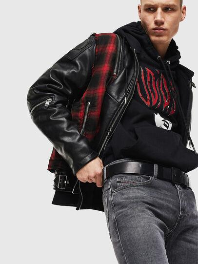 Diesel - Thommer 0095I, Black/Dark Grey - Jeans - Image 3