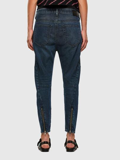Diesel - Fayza JoggJeans 069PQ, Bleu Foncé - Jeans - Image 2