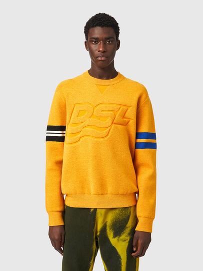 Diesel - K-HOUSTON, Orange - Sweaters - Image 1