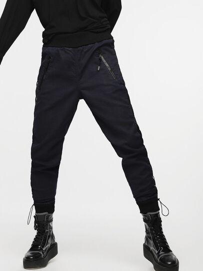 Diesel - Taryn JoggJeans 0GASP, Bleu Foncé - Jeans - Image 1