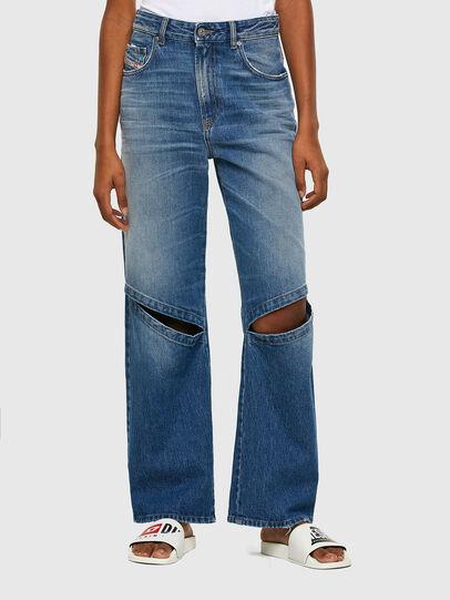 Diesel - D-Reggy 009RK, Bleu moyen - Jeans - Image 1
