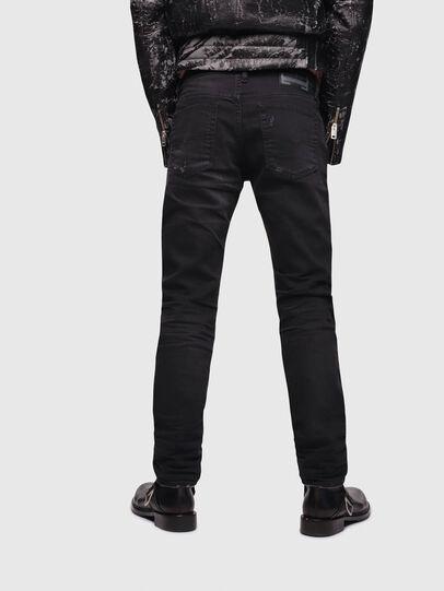 Diesel - Buster C69AC, Noir/Gris foncé - Jeans - Image 2