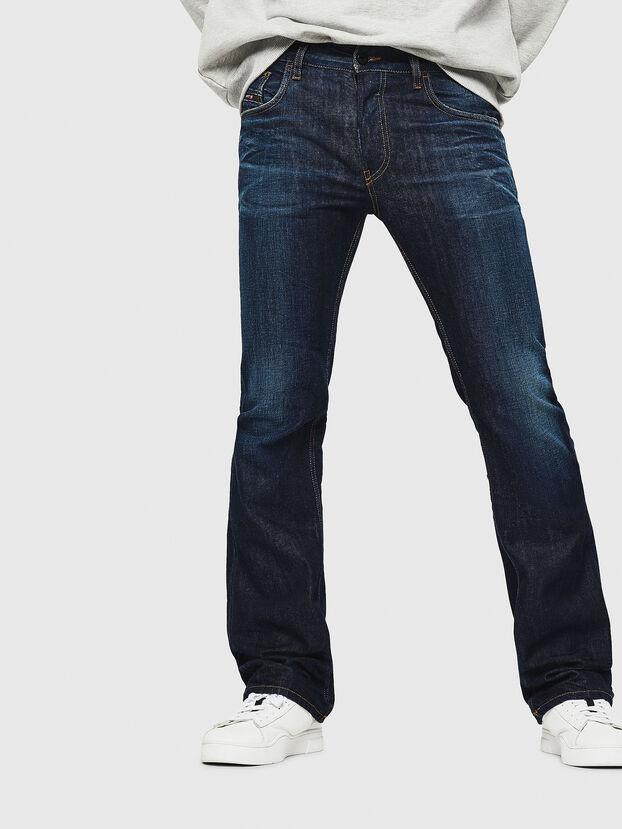 D-Ligenz 088AN, Dark Blue - Jeans