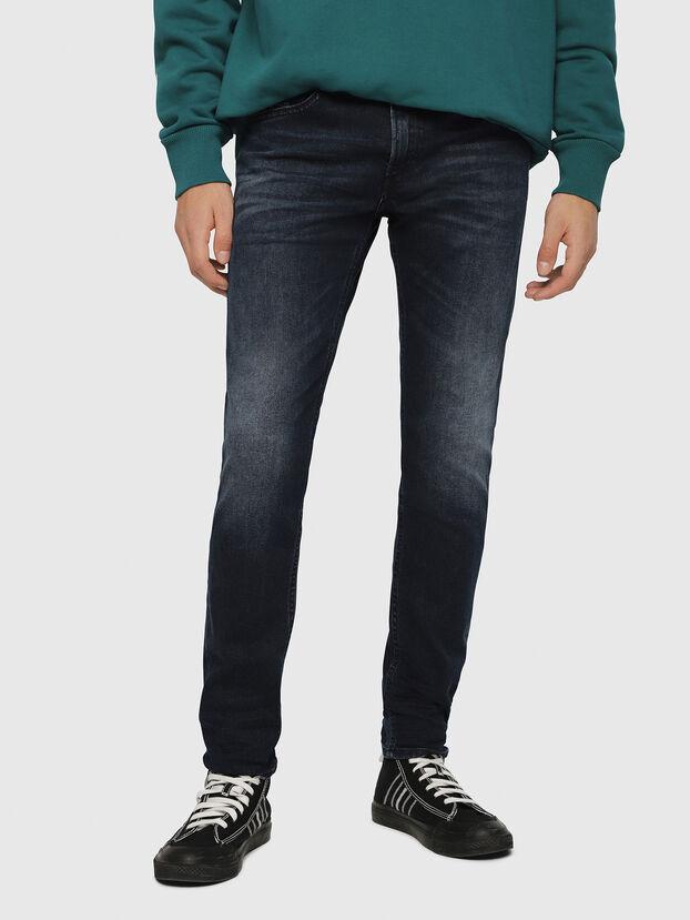 Thommer 087AS, Bleu Foncé - Jeans