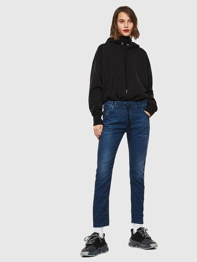 Diesel - Krailey JoggJeans 069KM, Bleu Foncé - Jeans - Image 5