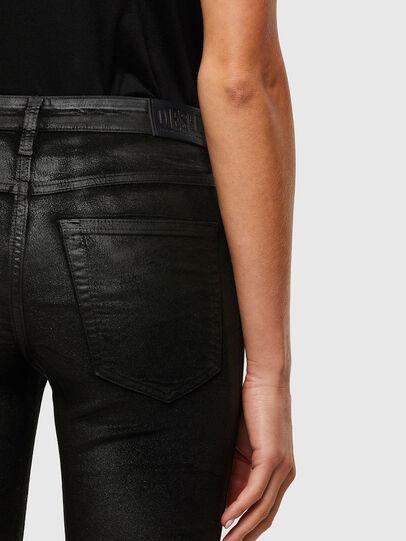 Diesel - Babhila 069TD, Noir/Gris foncé - Jeans - Image 4