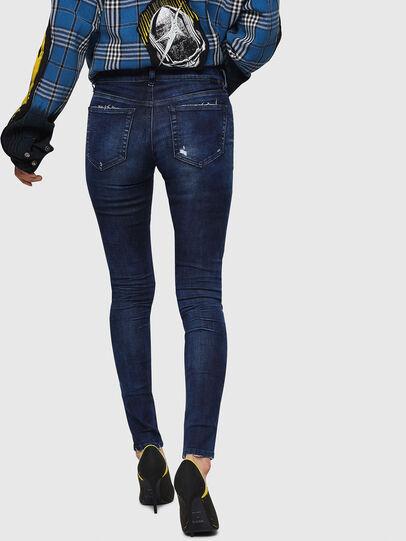 Diesel - Slandy 069IB, Dark Blue - Jeans - Image 2