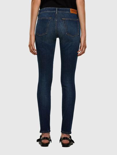 Diesel - D-Jevel 009HL, Bleu Foncé - Jeans - Image 2