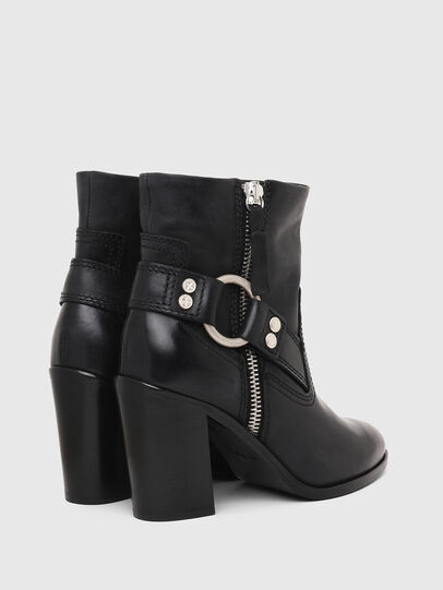 Diesel - D-FLAMINGO ABZ, Noir - Bottines - Image 3