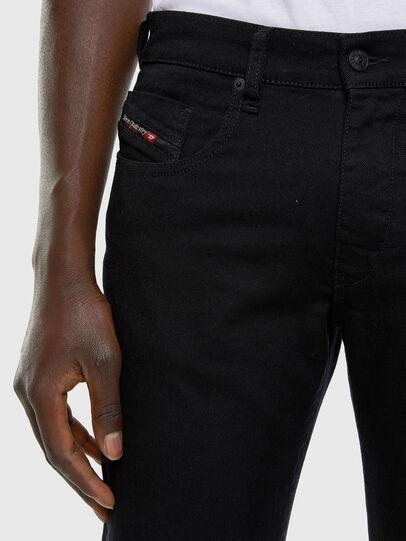 Diesel - D-Strukt 0688H, Noir/Gris foncé - Jeans - Image 3