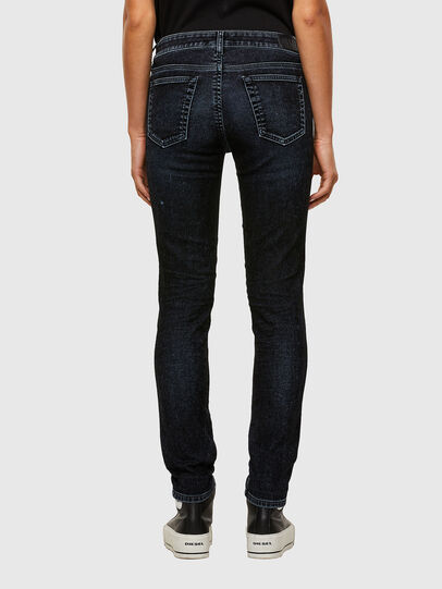 Diesel - D-Ollies JoggJeans® 069UH, Noir/Gris foncé - Jeans - Image 2