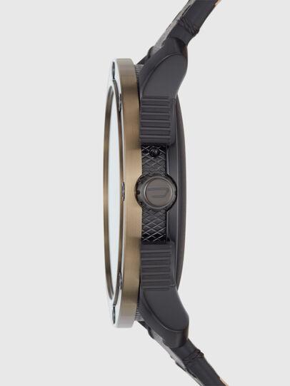 Diesel - DT2016, Black/Gold - Smartwatches - Image 3