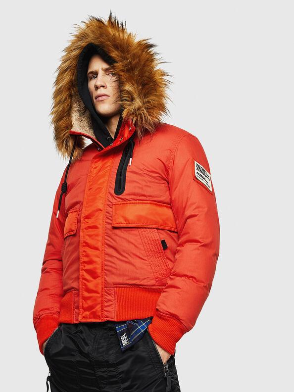 W-BURKISK,  - Winter Jackets