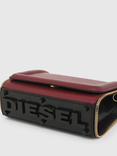 Diesel - YBYS S, Bordeaux - Crossbody Bags - Image 7