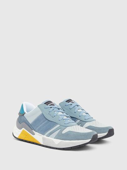 Diesel - S-BRENTHA FLOW, Light Blue - Sneakers - Image 2