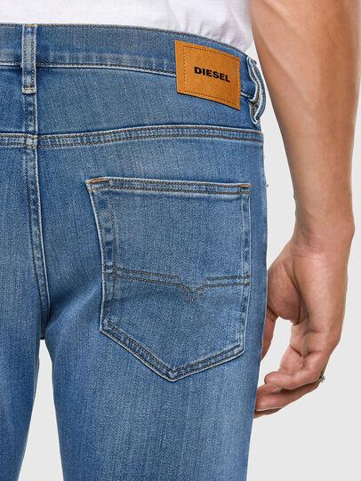 Diesel - D-Luster 009EK, Light Blue - Jeans - Image 4