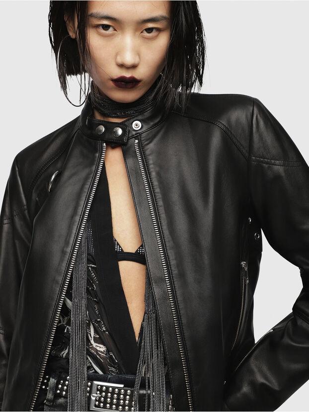 L-SUZ,  - Leather jackets