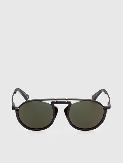 Diesel - DL0337, Black - Sunglasses - Image 1