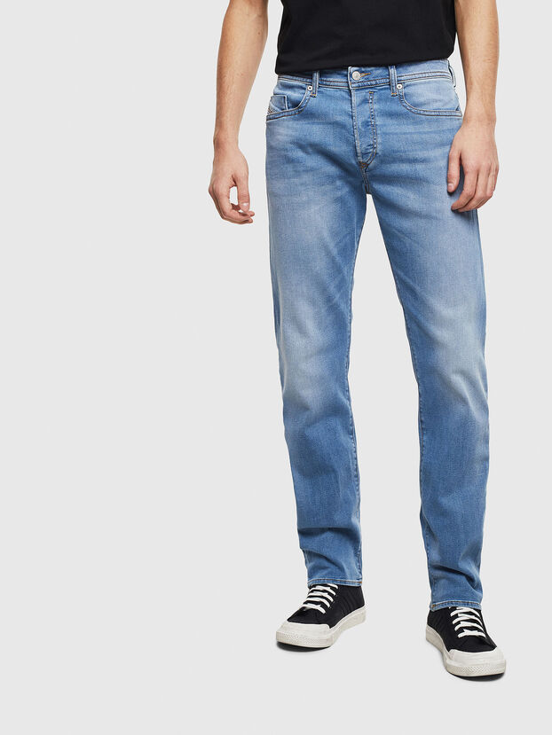 Buster 069MN, Bleu Clair - Jeans