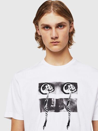 Diesel - TY-X1, Blanc - T-Shirts - Image 4