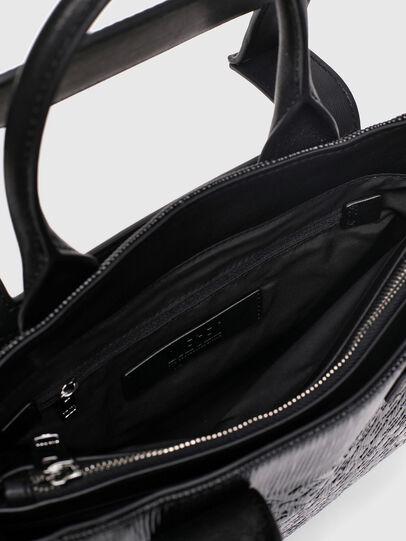 Diesel - KERRIE, Black - Satchels and Handbags - Image 4