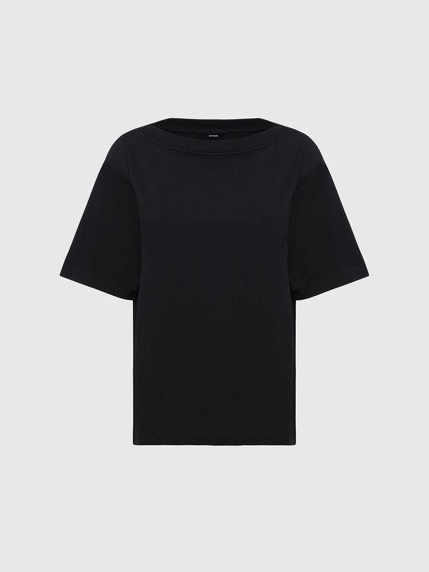 T-SBUSETTE, Noir - T-Shirts
