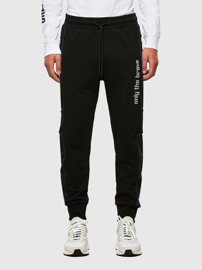 Diesel - P-LAIM, Noir - Pantalons - Image 1