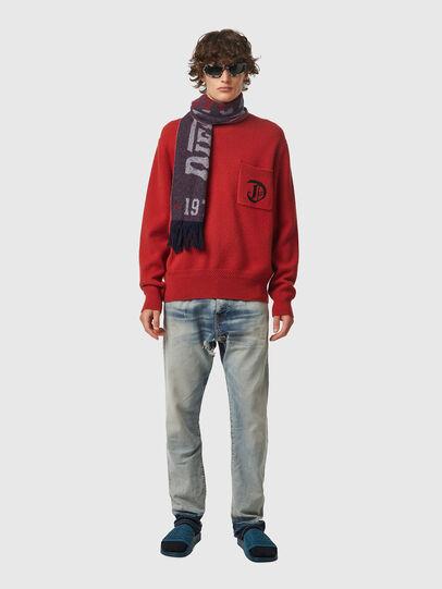 Diesel - K-BOSTON, Red - Sweaters - Image 4