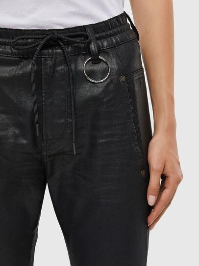 Diesel - Krailey JoggJeans 069QP, Black/Dark Grey - Jeans - Image 3