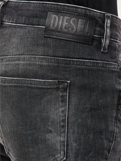 Diesel - Fayza 009IU, Noir/Gris foncé - Jeans - Image 4
