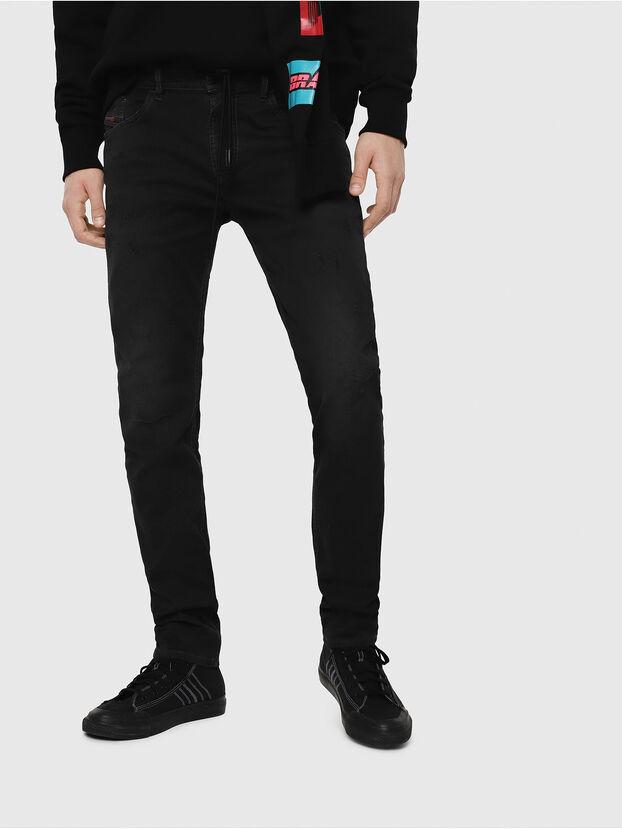 Thommer JoggJeans 069FH, Noir - Jeans