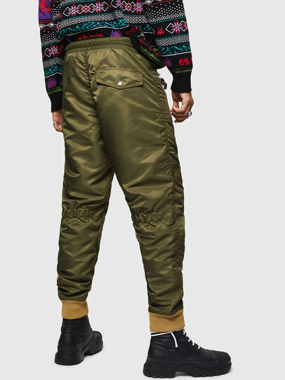 Diesel - P-LEVOKI, Vert Militaire - Pantalons - Image 2