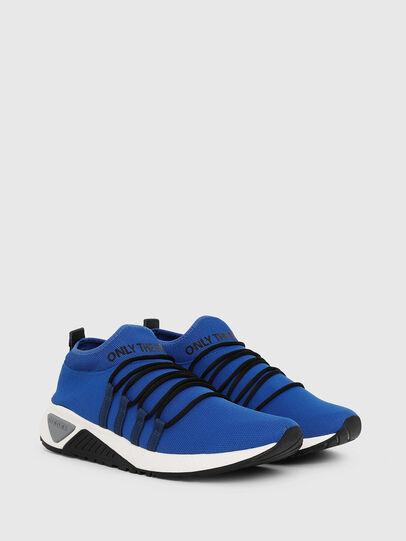 Diesel - S-KB SL II, Bleu Brillant - Baskets - Image 2