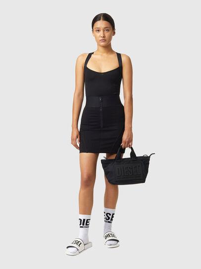 Diesel - O-SUBBY, Black - Skirts - Image 4