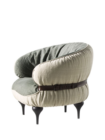 Diesel - CHUBBY CHIC - FAUTEUIL, Multicolor  - Furniture - Image 4
