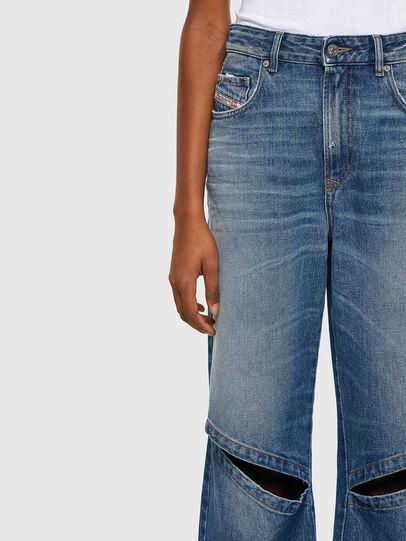 Diesel - D-Reggy 009RK, Bleu moyen - Jeans - Image 3